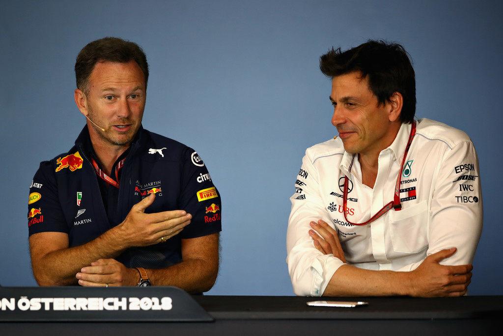 Тото Вольф: Red Bull Racing приняла абсолютно правильное решение