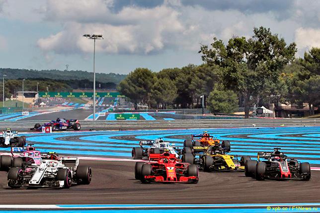 Пилоты Haas и Sauber получат обновлённые моторы