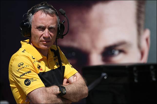 Боб Белл покинул пост технического директора Renault