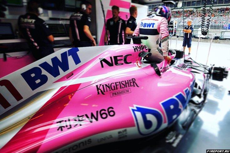 Серхио Перес: обратиться в суд меня попросили сотрудники Force India