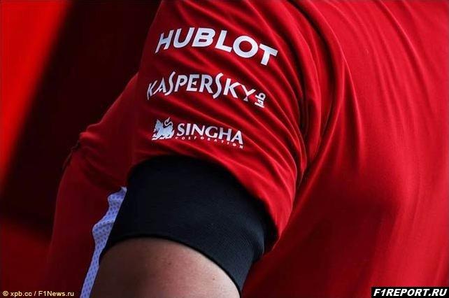 В Венгрии на болидах Haas, Sauber и Ferrari появятся черные траурные ленты