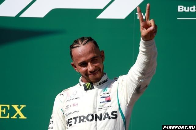 Хэмилтон: Феттель мог выиграть гонку в Венгрии