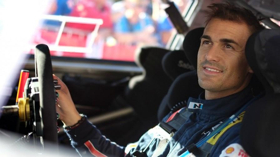 Дани Сордо примет участие в чешском этапе ERC