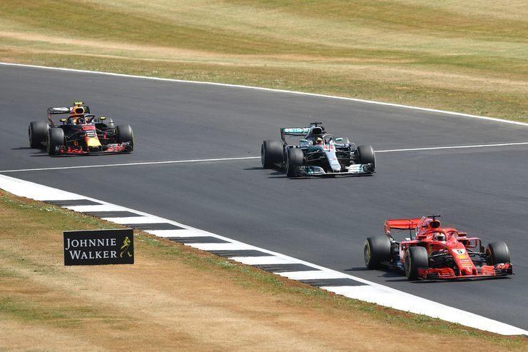 Любопытная статистика Гран При Великобритании