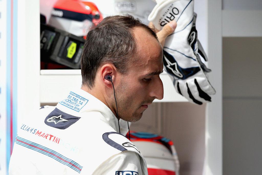 Роберт Кубица: Я нацелен на участие в гонках в 2019-м, но не обязательно с Williams