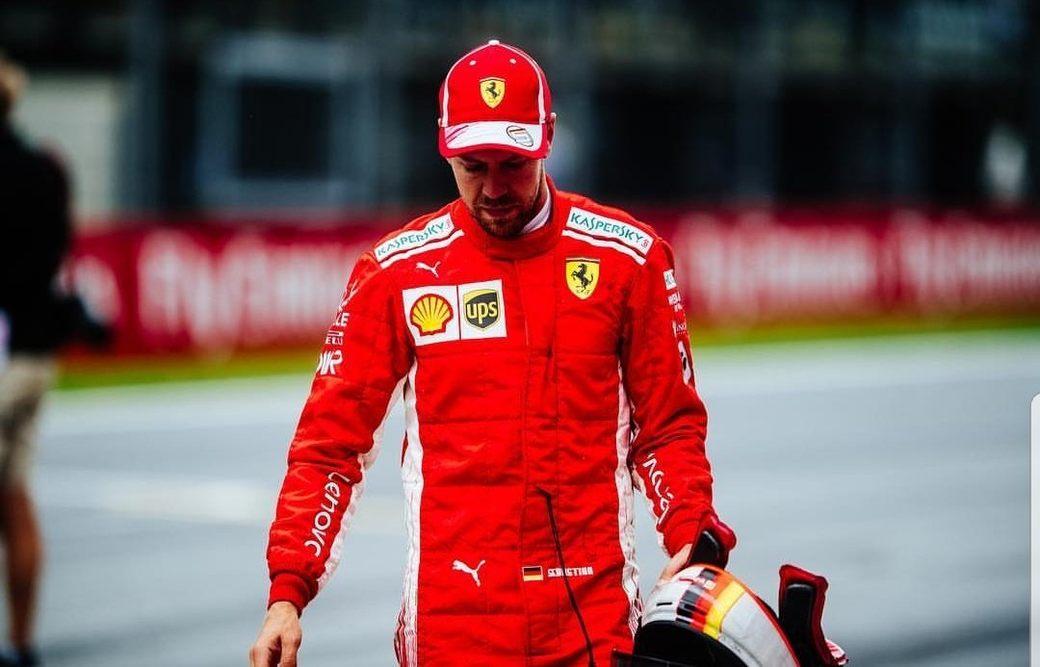 Феттель: Ferrari нужно подтянуться к Mercedes в квалификационном темпе
