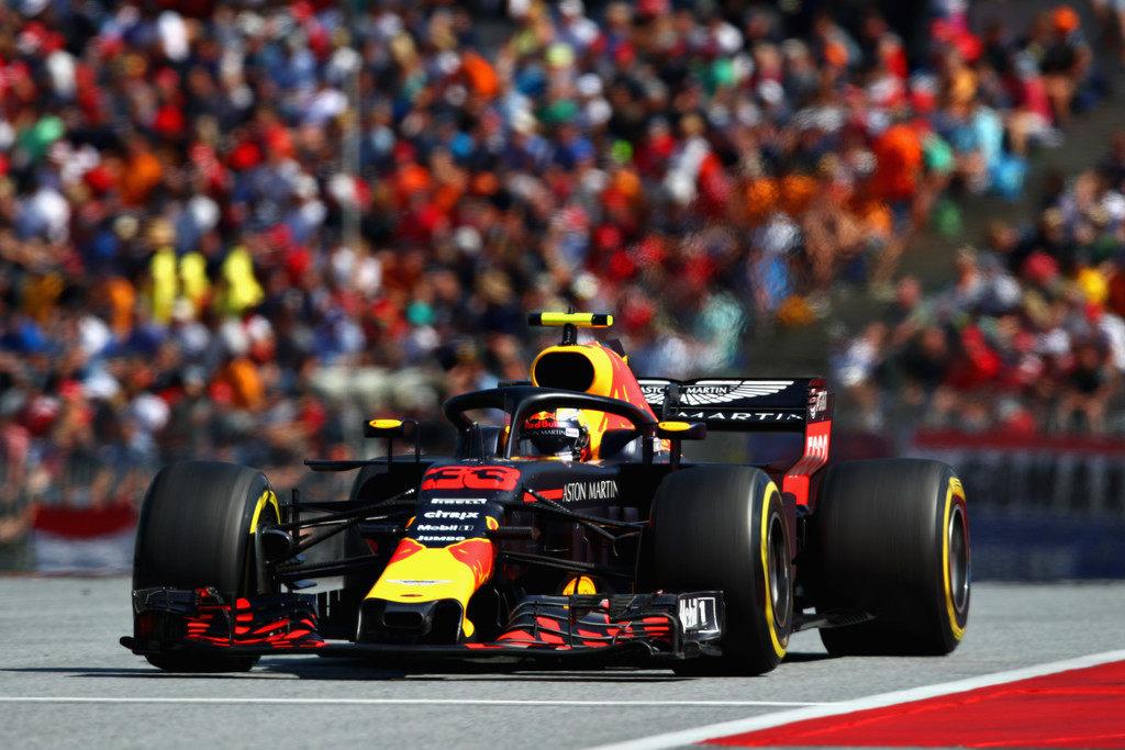 Макс Ферстаппен принес Red Bull первую победу на домашней трассе