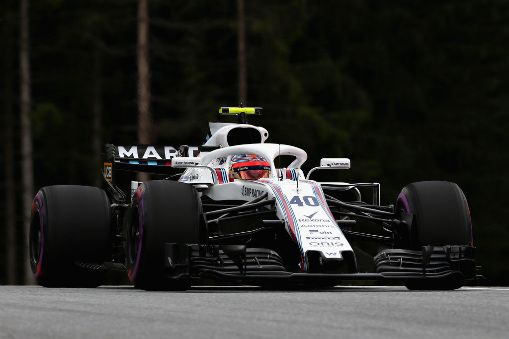 Роберт Кубица: На 80% проблемы Williams связаны с аэродинамикой машины