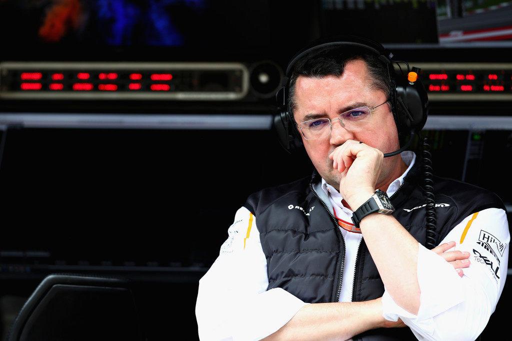 Джо Сейвуд: В McLaren Булье не дали заниматься своим делом