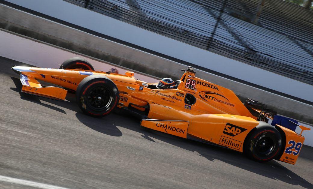 Зак Браун: McLaren не отказалась от идеи выступления в IndyCar в 2019 году