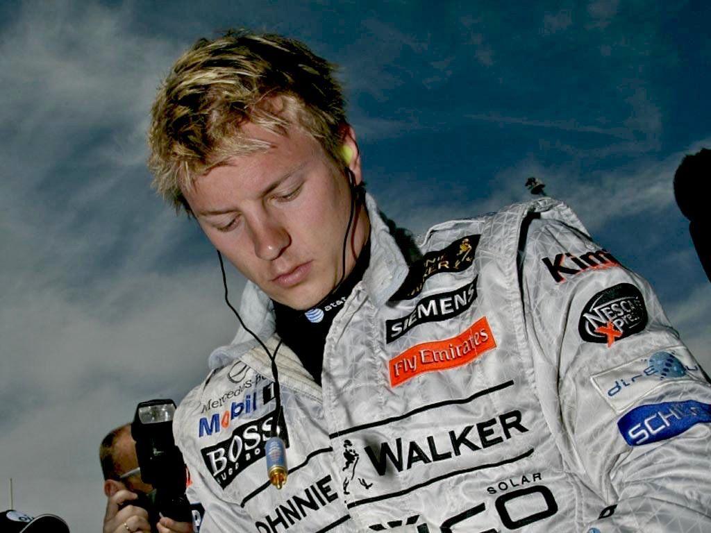 В McLaren опровергли переговоры с Кими Райкконеном