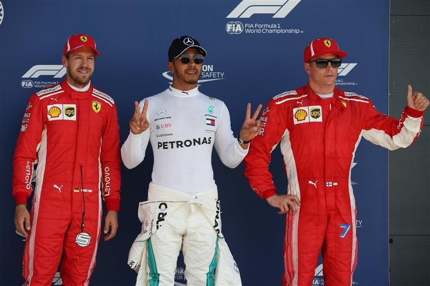 Льюис Хэмилтон: Борьба с гонщиками Ferrari была напряженной