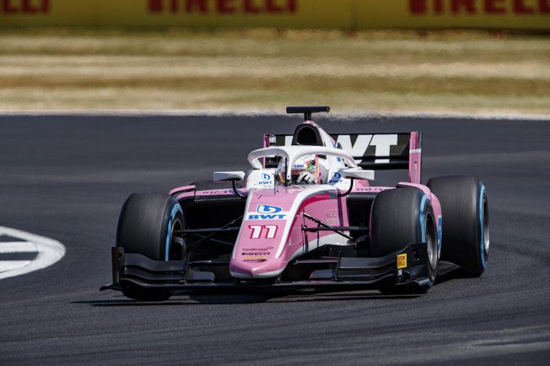Максимилиан Гюнтер выиграл спринт Формулы 2 в Сильверстоуне
