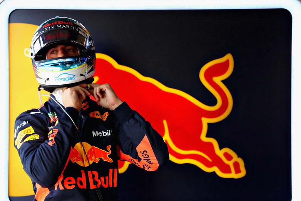 Даниэль Риккардо: Я думал, что вызову больший интерес у Ferrari