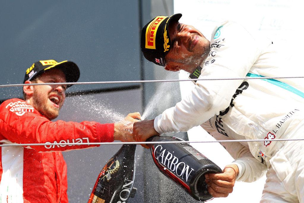 Льюис Хэмилтон: Интересная тактика со стороны Ferrari