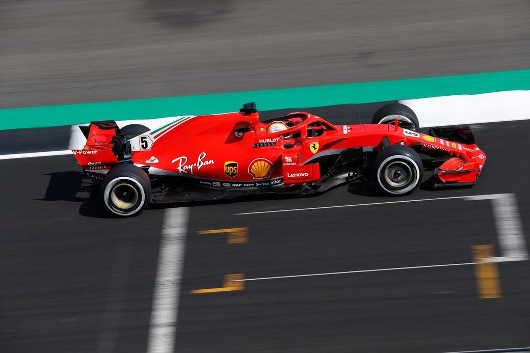 Себастьян Феттель впервые с 2009 года выиграл Гран При Великобритании