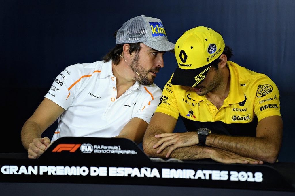 Сирил Абитбуль: Renault может пригласить Алонсо, но какой смысл в однолетнем контракте?