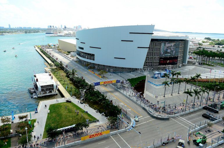 В Майами не успели составить контракт на проведение гонки Формулы 1