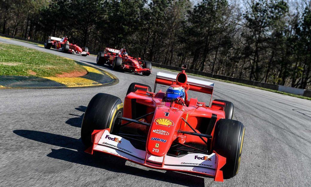 Команды Формулы 1 смогут выставлять на старт от одной до трех машин?