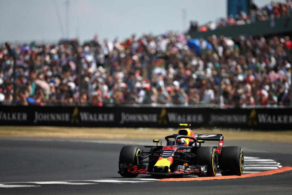 Макс Ферстаппен: С одинаковым мотором Red Bull была бы впереди Mercedes и Ferrari