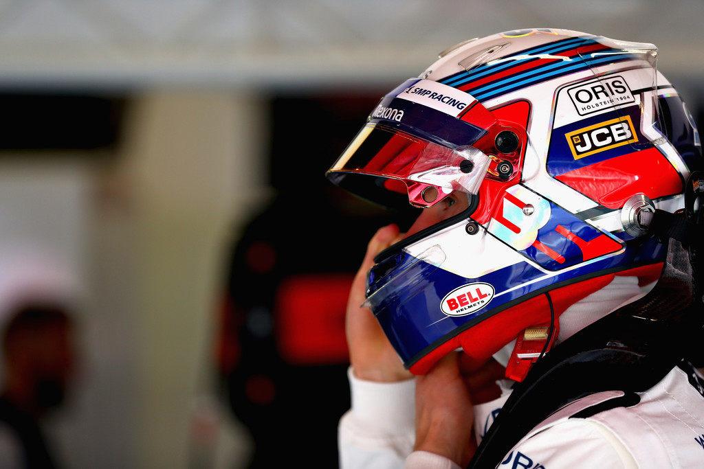 Сергей Сироткин: В Формуле 1 я меньше подвержен прессингу, чем в GP2