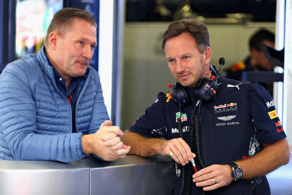 Йос Ферстаппен больше не работает в молодежной программе Red Bull