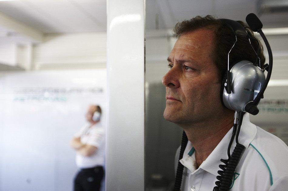 В техническом штабе Mercedes намечаются кадровые перестановки