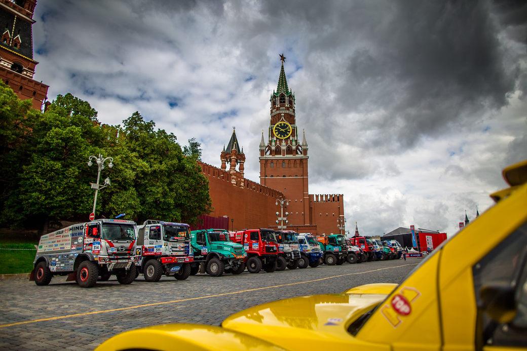 Владимир Чагин: Путин принял наше приглашение на церемонию финиша «Шелкового пути»