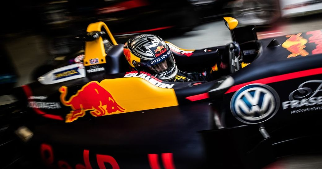 Дэн Тиктум выиграл вторую квалификацию Формулы 3 в Зандворте