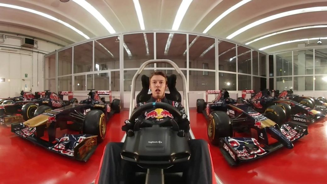 Даниил Квят поедет в Формуле Е в следующем сезоне?