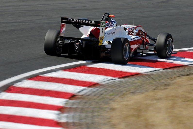 Ральф Арон выиграл первую гонку этапа Формулы 3 в Зандворте