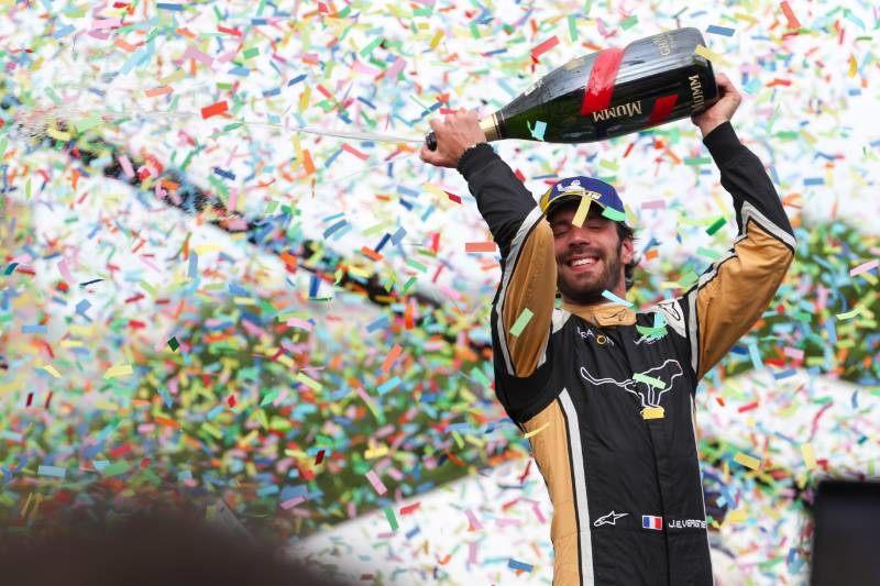 Жан-Эрик Вернь стал новым чемпионом Формулы E