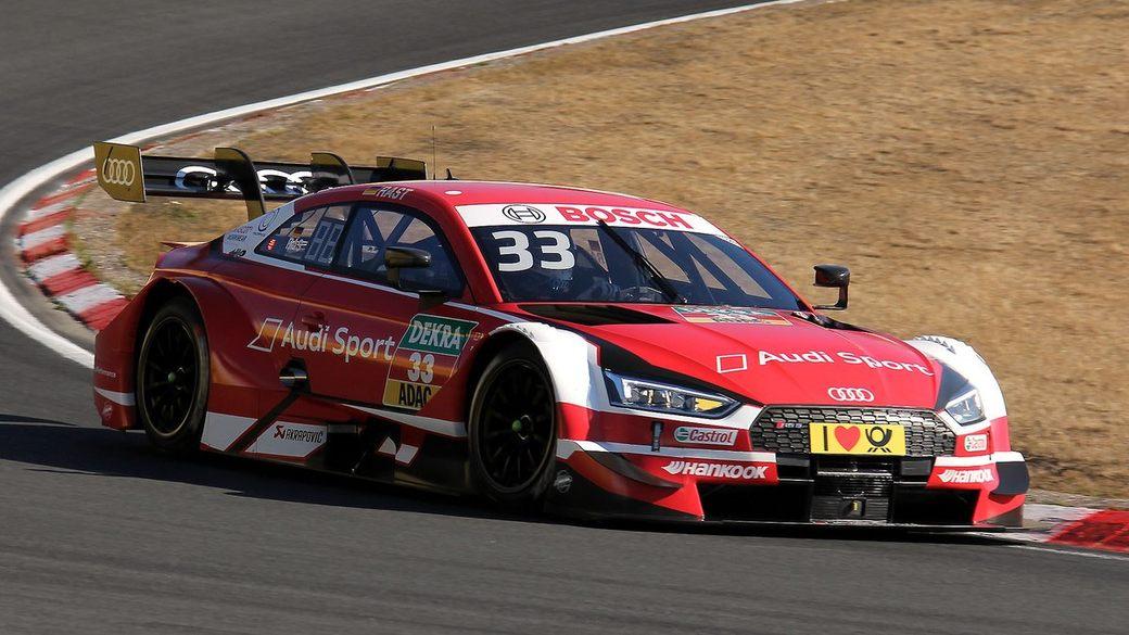 Рене Раст принес Audi первую победу в сезоне-2018