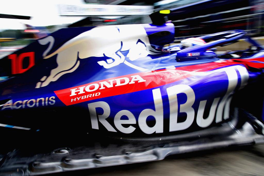 Пьер Гасли: Я готов поставить деньги на победу Red Bull-Honda в 2019 году