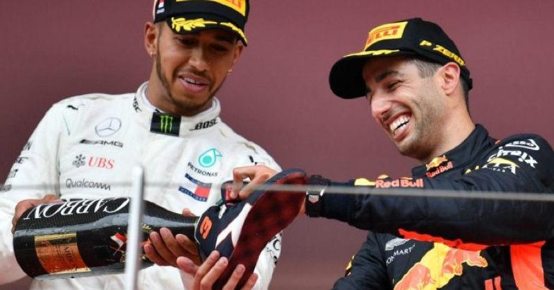 Даниэль Риккардо: В этом году у Mercedes есть слабые места