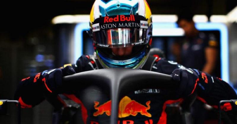В Германии Даниэль Риккардо может получить штраф за новый мотор
