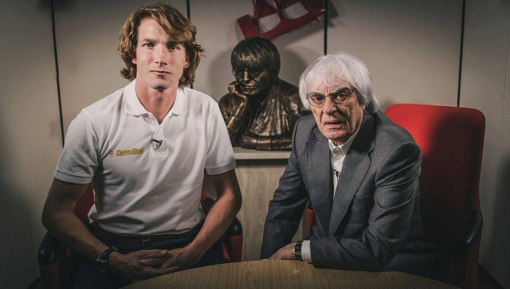 Берни Экклстоун: Сейчас такие, как Джеймс Хант, не прижились бы в Формуле 1