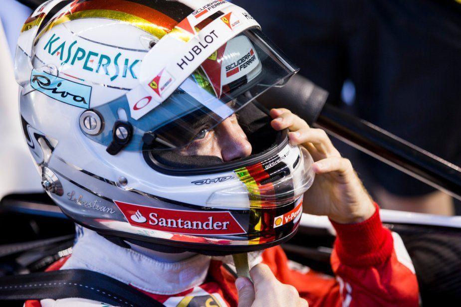 Себастьян Феттель посетит пресс-конференцию домашнего Гран При Германии