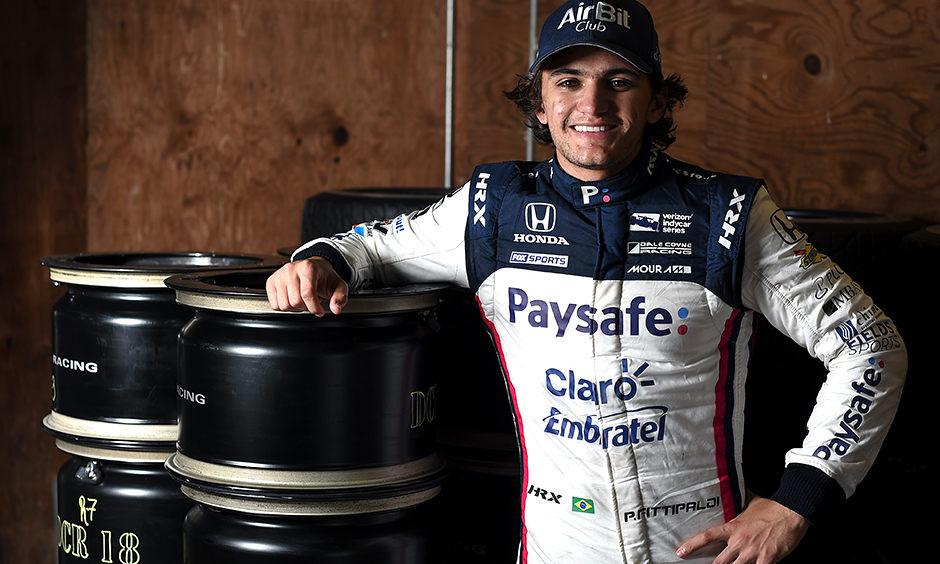 Пьетро Фиттипальди возвращается в гонки после тестов в Мид-Огайо