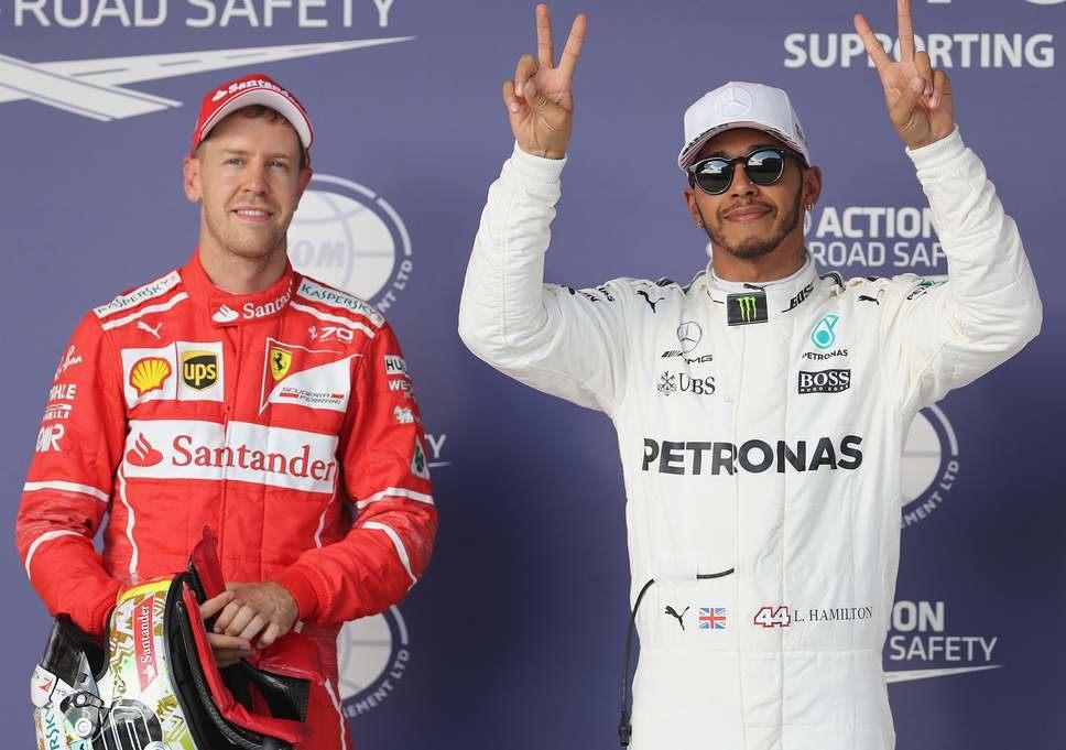 Контракт Льюиса Хэмилтона с Mercedes будет подписан на этой неделе