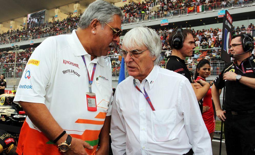 Виджей Малья не знал о финансовом неравенстве в Формуле 1 при покупке команды
