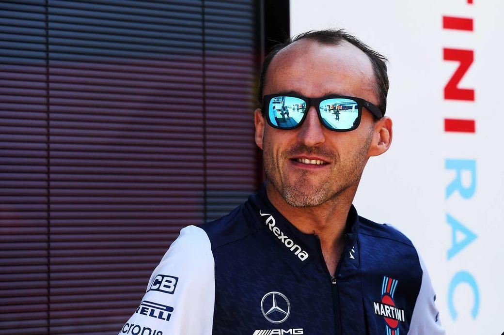 Роберт Кубица ведет переговоры с командой Haas