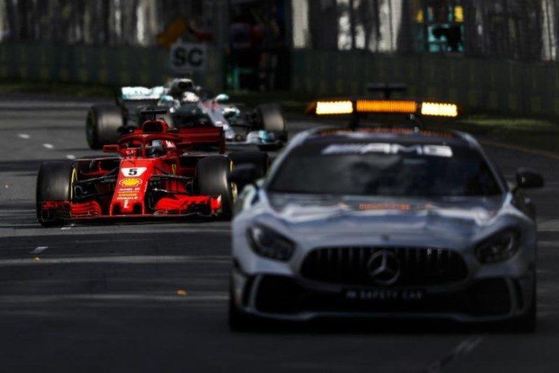 Марк Уэббер: Феттель хорош, когда гонка складывается по его сценарию
