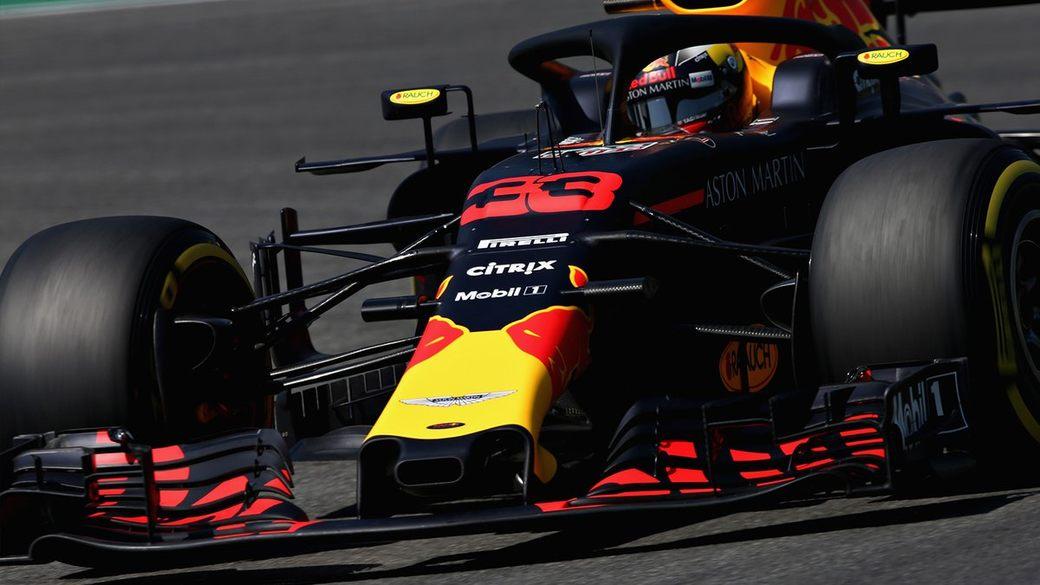 Макс Ферстаппен: Не знаю, получится ли побороться с Mercedes и Ferrari