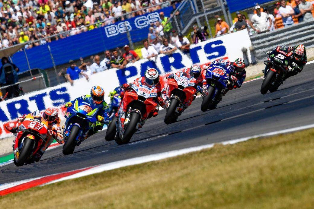 Пьер Гасли: Всем нравится контактная борьба в MotoGP