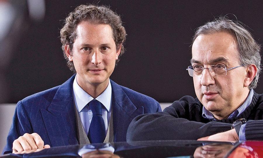 Ferrari готовится объявить об экстренной замене президента Серджио Маркионе