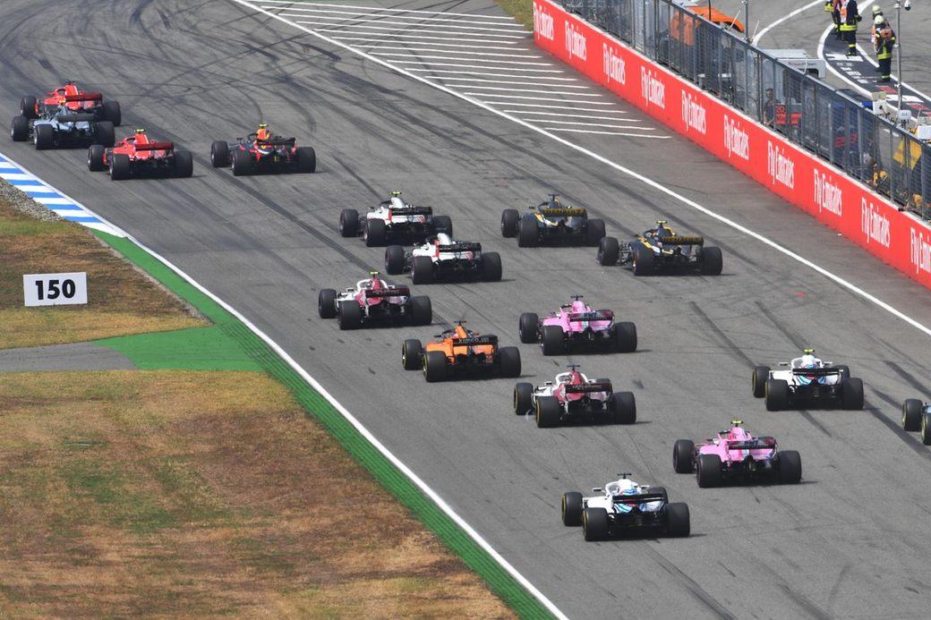 Читательский рейтинг пилотов Гран При Германии. Расставь оценки сам!