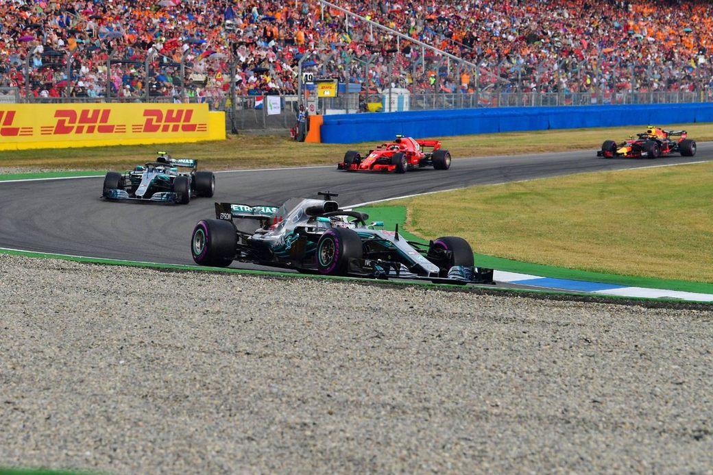 В Mercedes пояснили использование командной тактики на Гран При Германии