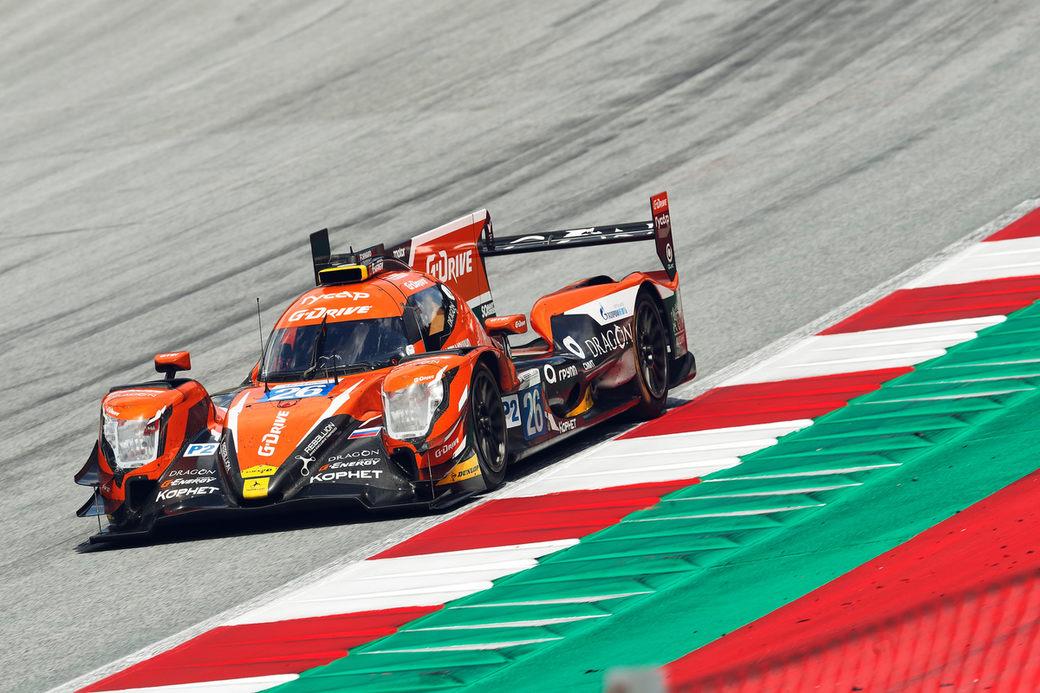 G-Drive Racing одержала победу на этапе ELMS в Шпильберге