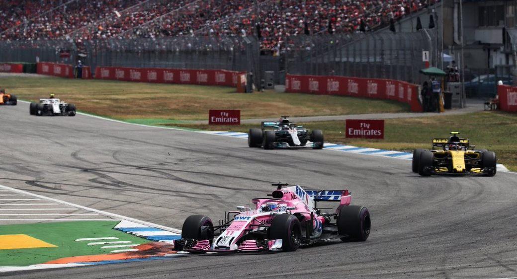 Force India окажется под административным управлением со дня на день